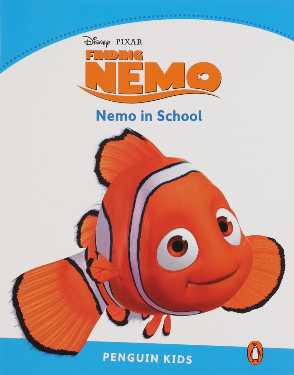 Finding Nemo, адаптированная книга для чтения, Уровень 1 + код доступа к анимации Disney