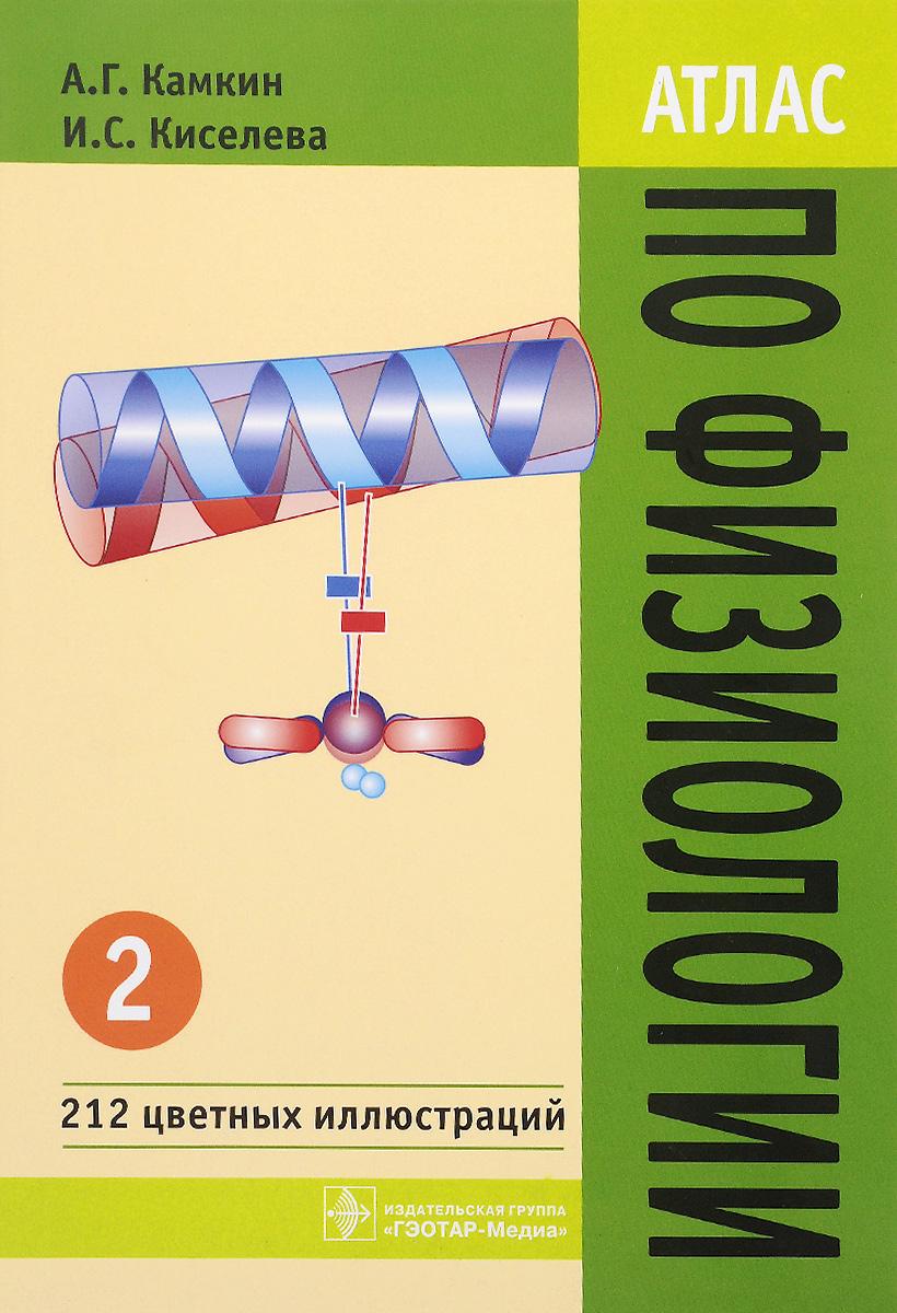 Атлас по физиологии. Учебное пособие. В 2 томах. Том 2