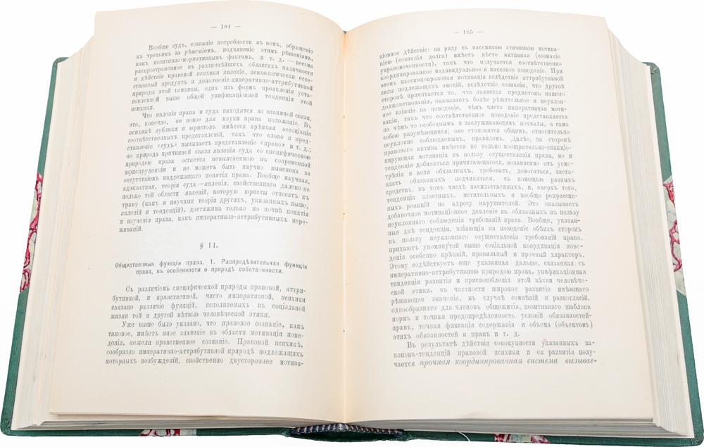 Введение в изучение права и нравственности. Теория права и государства. В 2 томах (в одной книге)