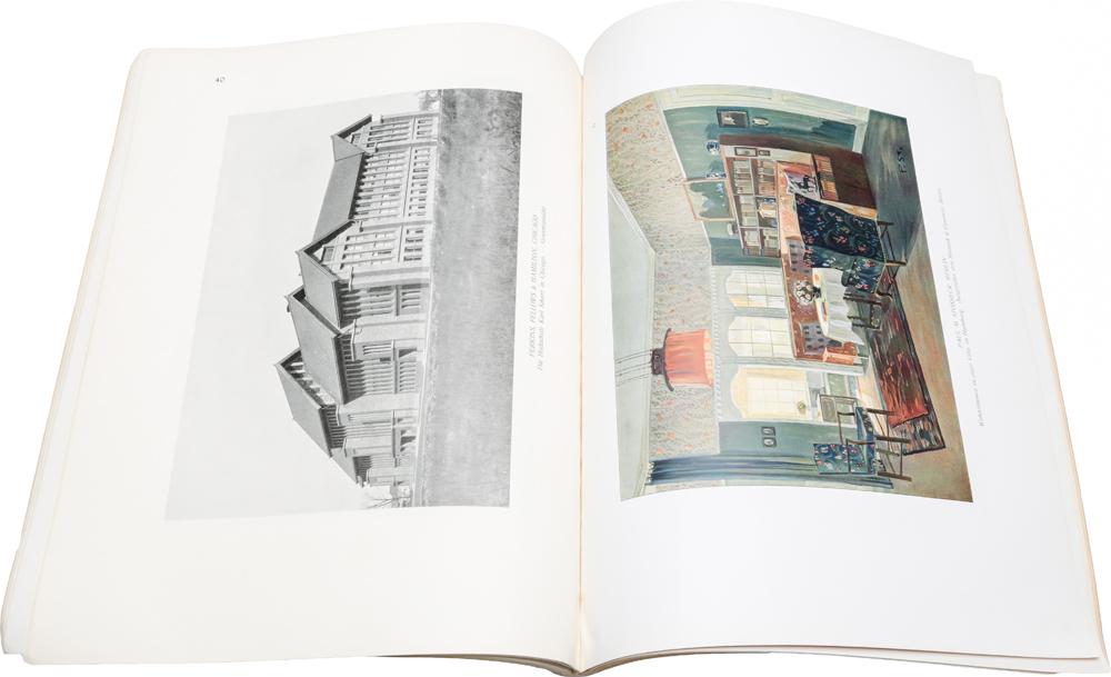 Moderne Bauformen. Monatshefte fuer Architektur und Raumkunst
