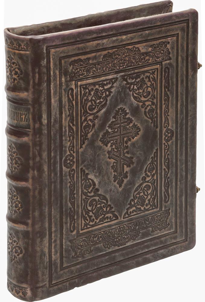 Канонник в рукописи второй половины XVIII века