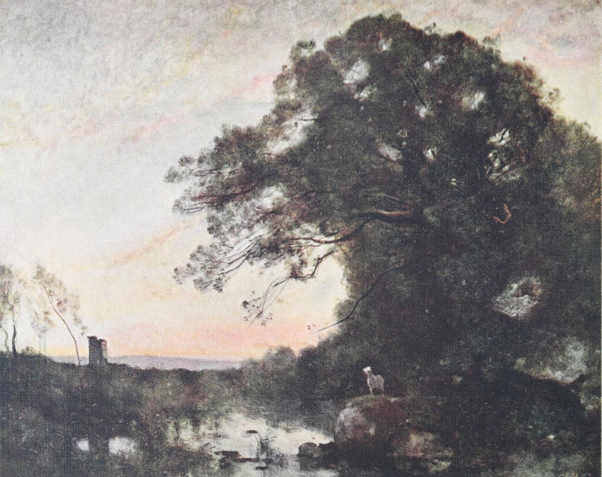 Les peintres illustres. Corot