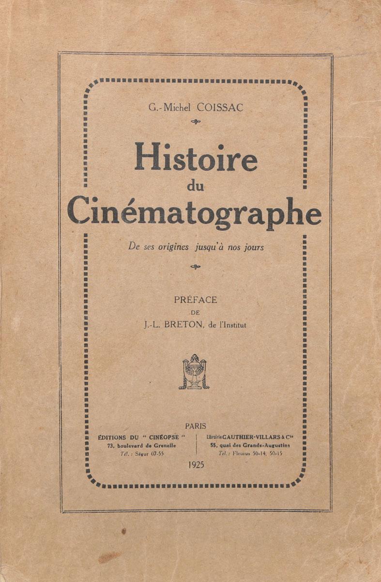 Histoire du Cinematographe