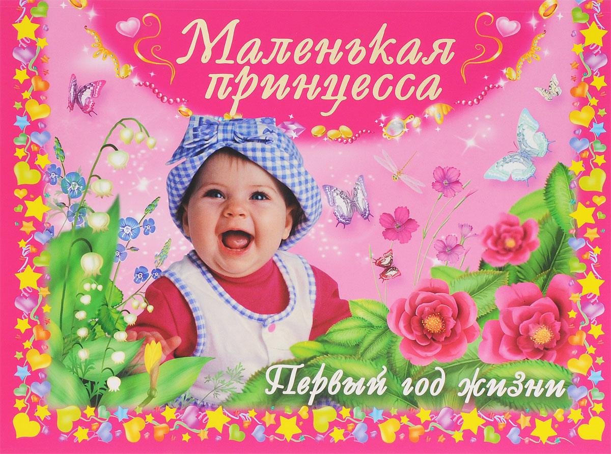 Маленькая принцесса. Первый год жизни ( 978-5-271-39987-9, 978-985-18-1041-9 )