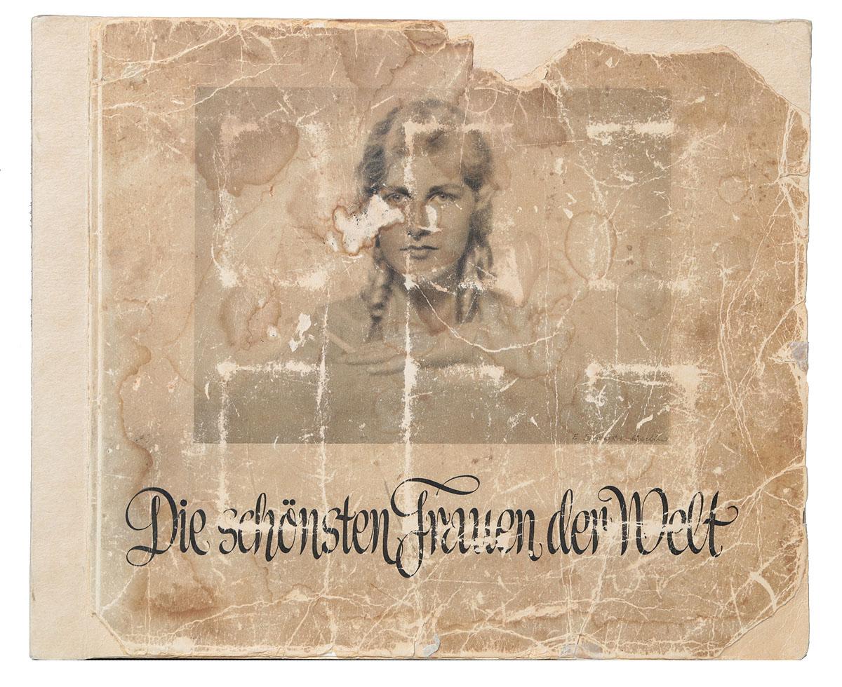 Die schoensten Frauen der Welt. Красивейшие женщины мира. Альбом