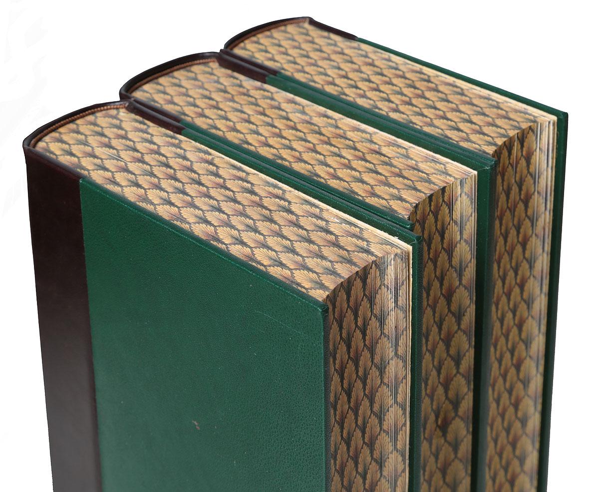 История искусств. Зодчество, живопись, ваяние (комплект из 3 книг)