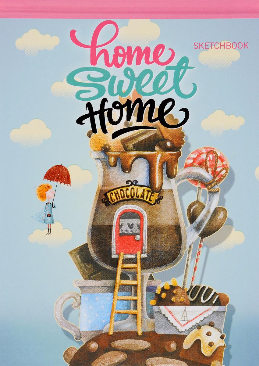 Home sweet home! Блокнот