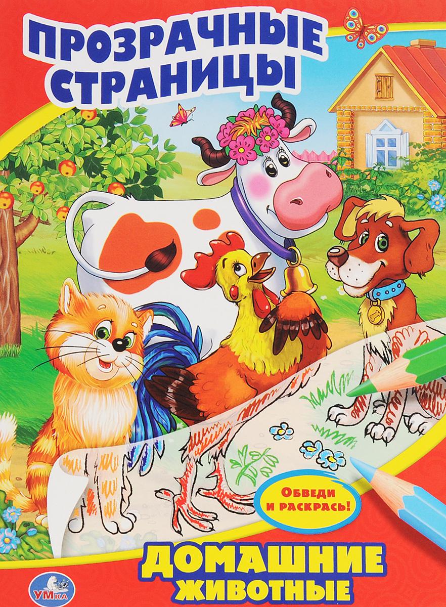 Домашние животные. Прозрачные страницы