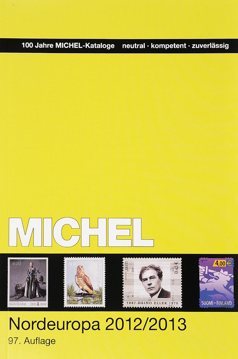 Каталог марок Michel. 2012/13 год. Сборник по маркам стран Северной Европы №342549