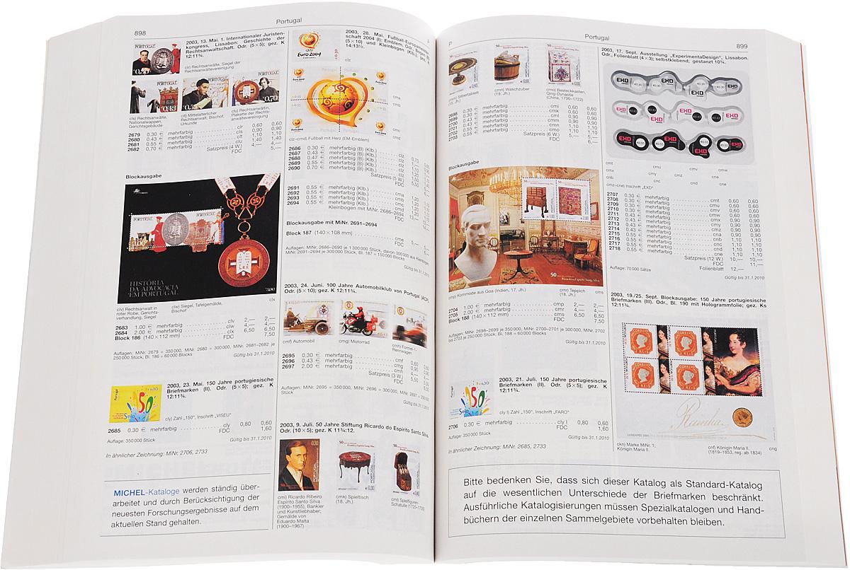 Michel 2014: Katalog Sudwesteuropa