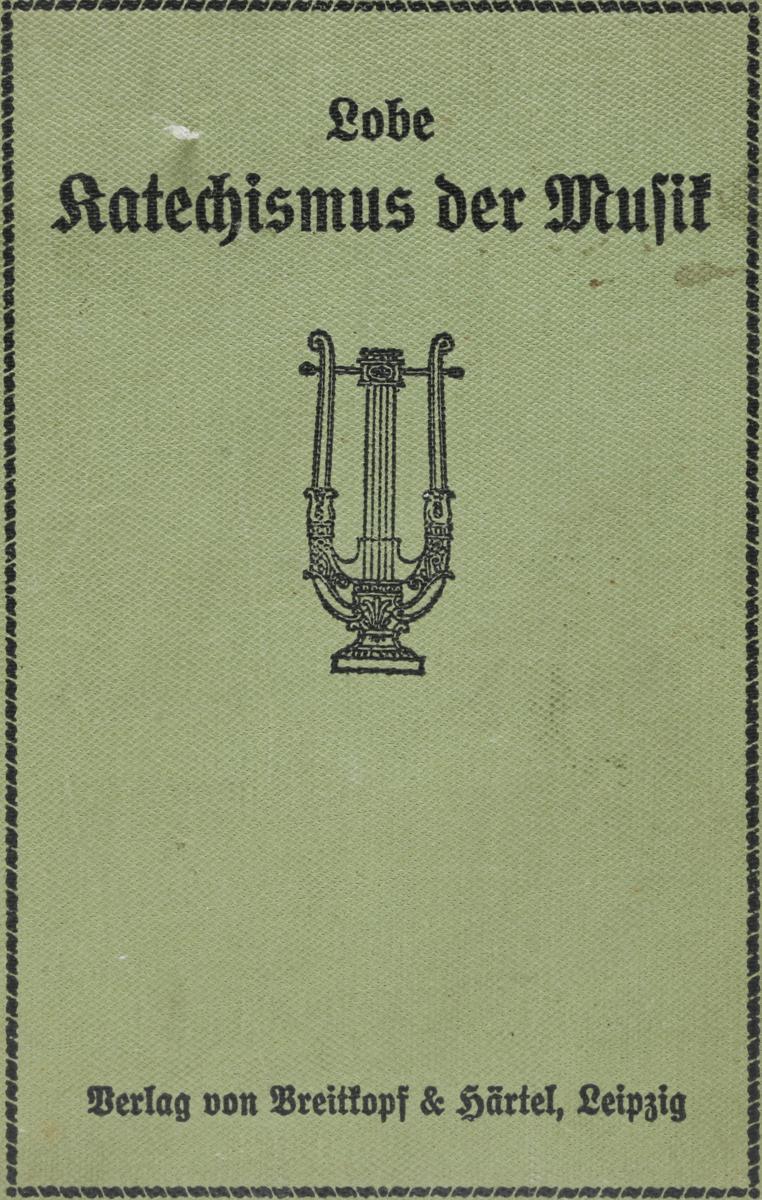 Katechismus Der MusikDEN4480Лейпциг, 1913 год. Издательство Druck una Verlag von Breitkopf und Haertel. Типографский переплет. Сохранность хорошая. Вниманию читателей предлагается исключительно популярная в свое время книга немецкого композитора и музыковеда Иоганна Христиана Лобе (1797-1881) Музыкальный катехизис (1851), выдержавшая к 1896 году 26 изданий. В 1898 году она была издана в русском переводе, выполненном Петром Ильичом Чайковским. Музыкальный катехизис - это букварь для любого светского человека конца XIX века. Как сегодня мы читаем музыкальные журналы и рассуждаем о достоинствах той или иной музыкальной группы, век назад сказать несколько слов о стиле Гайдна или Моцарта считалось приличным и нужным. Не подлежит вывозу за пределы Российской Федерации.