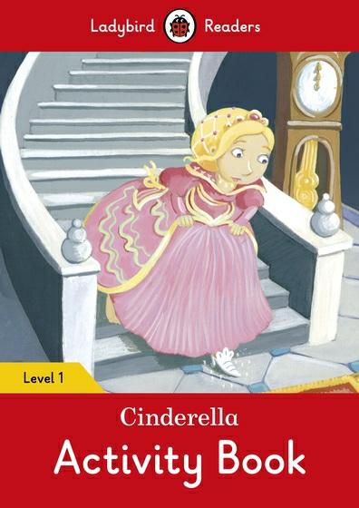 Cinderella: Level 1: Activity Book