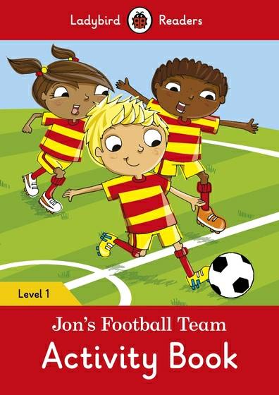 Jon's Football Team: Level 1: Activity Book