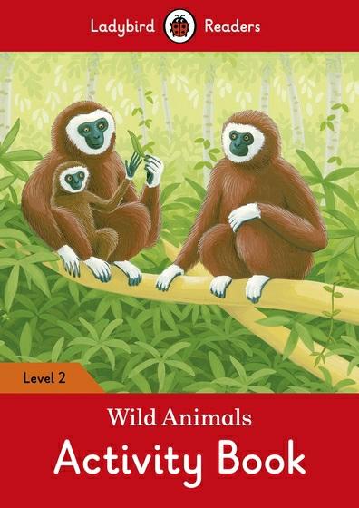 Wild Animals: Activity Book