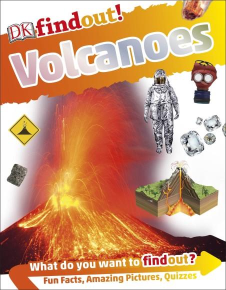 DK Find Out! Volcanoes