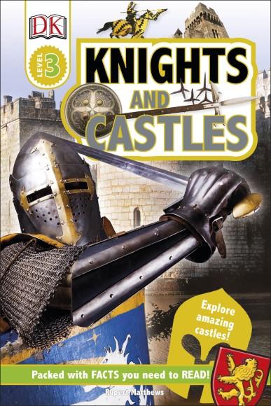 DK Reader Knights and Castles