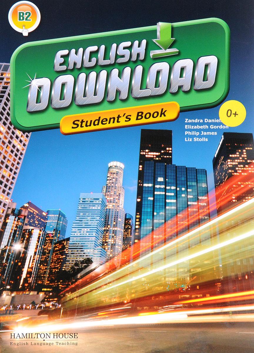 English Download B2 : Student's Book Includes free e-Book