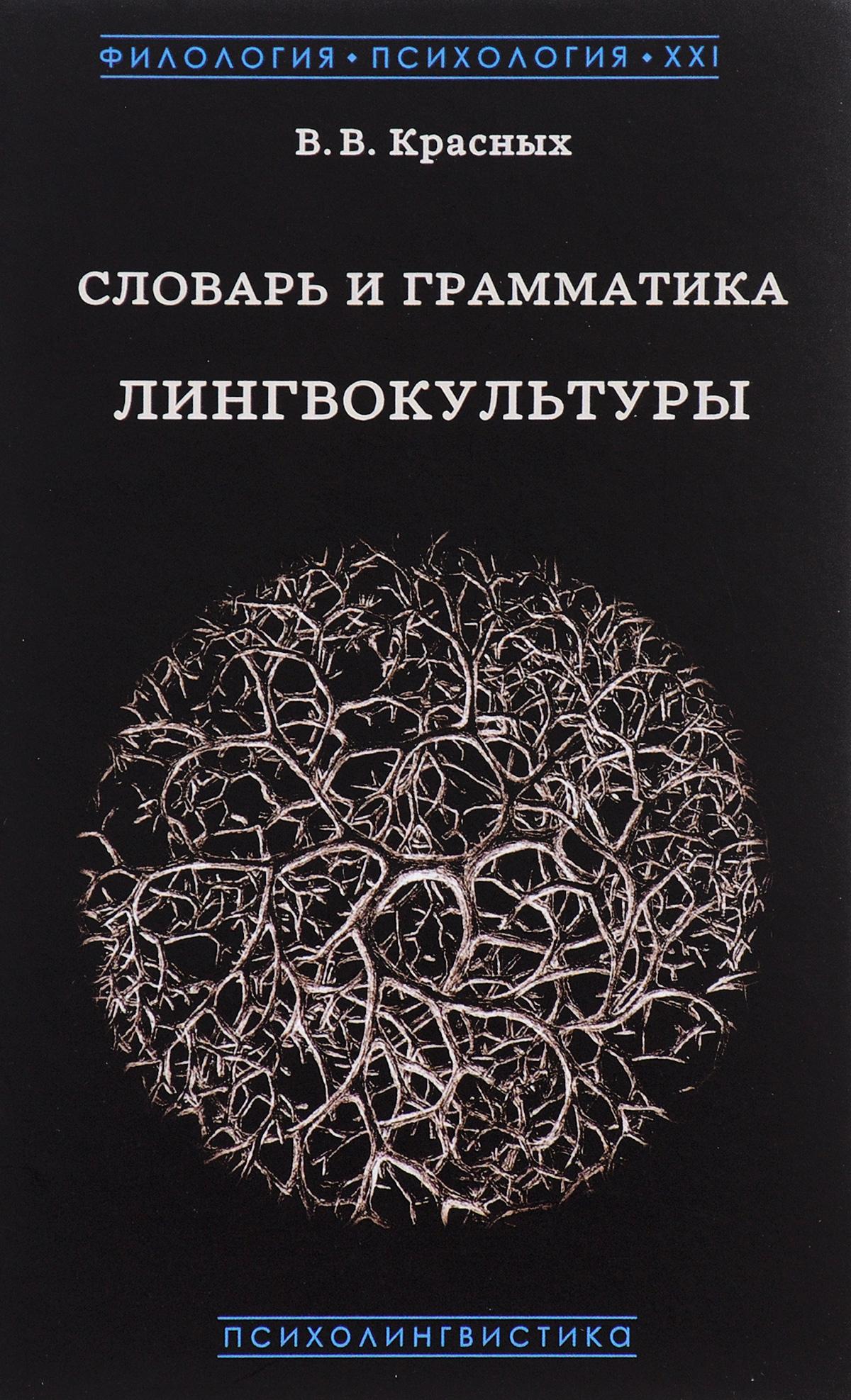 Словарь и грамматика лингвокультуры. Основы психолингвокультурологии
