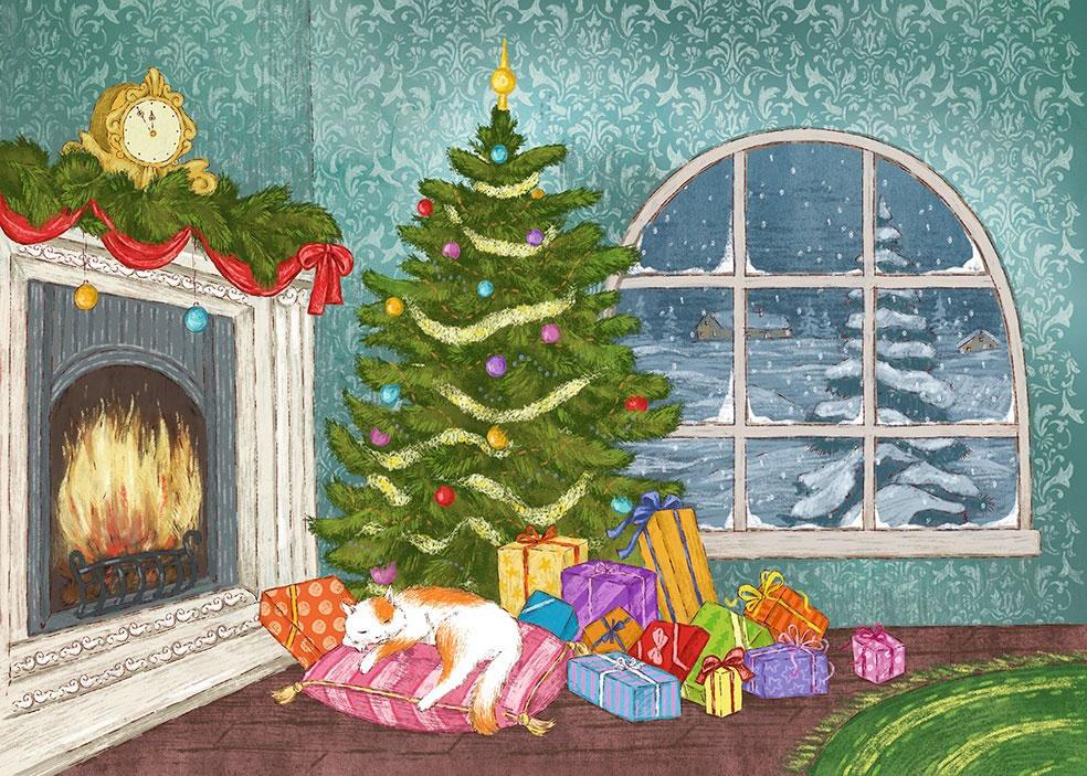 В ожидании Нового года! Адвент-календарь
