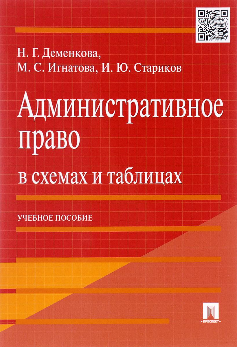 Административное право в схемах и таблицах