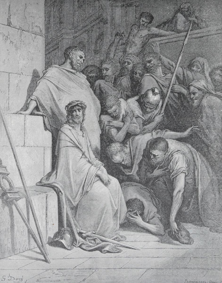 Библия в картинах знаменитого художника Густава Доре