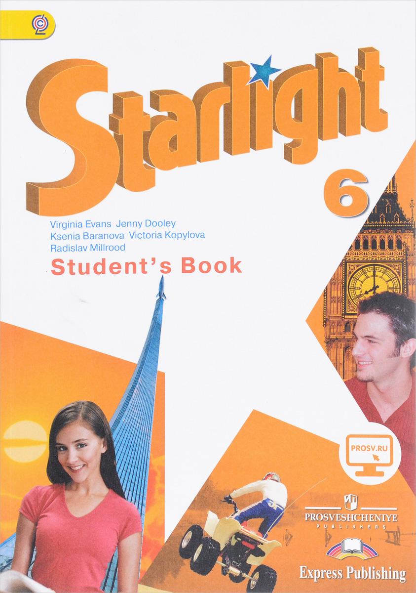 Starlight 6: Student's Book / Английский язык. 6 класс. Учебник