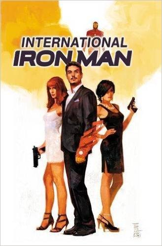 International Iron Man Vol. 1