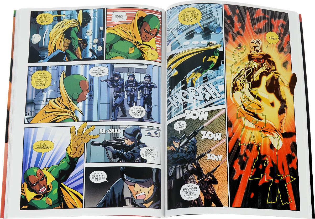 Avengers K: Book 1: Avengers vs. Ultron