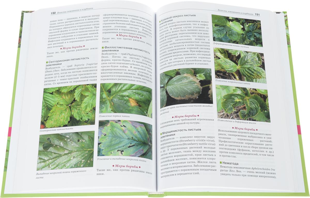 Болезни и вредители плодовых растений. Атлас-определитель