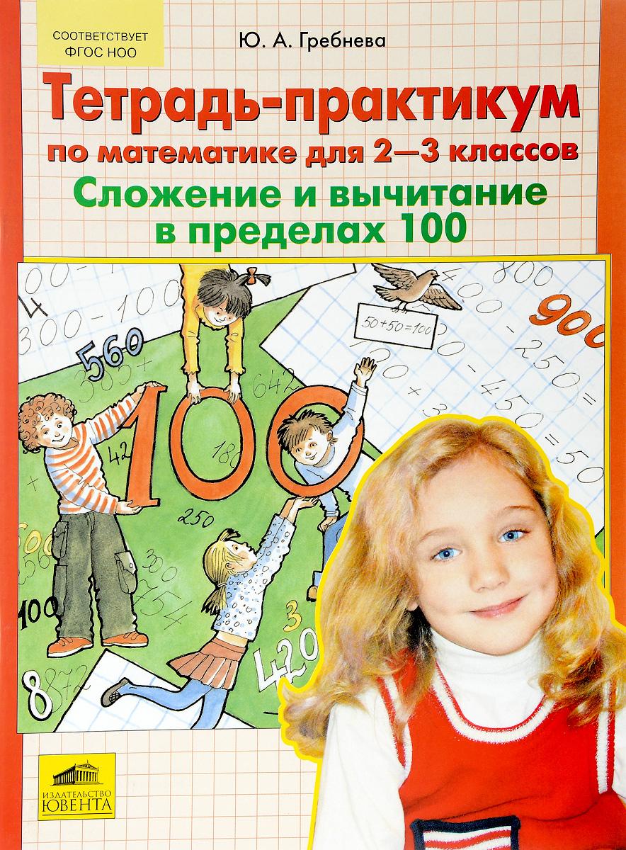 Математика. 2-3 класс. Тетрадь-практикум. Сложение и вычитание в пределах 100