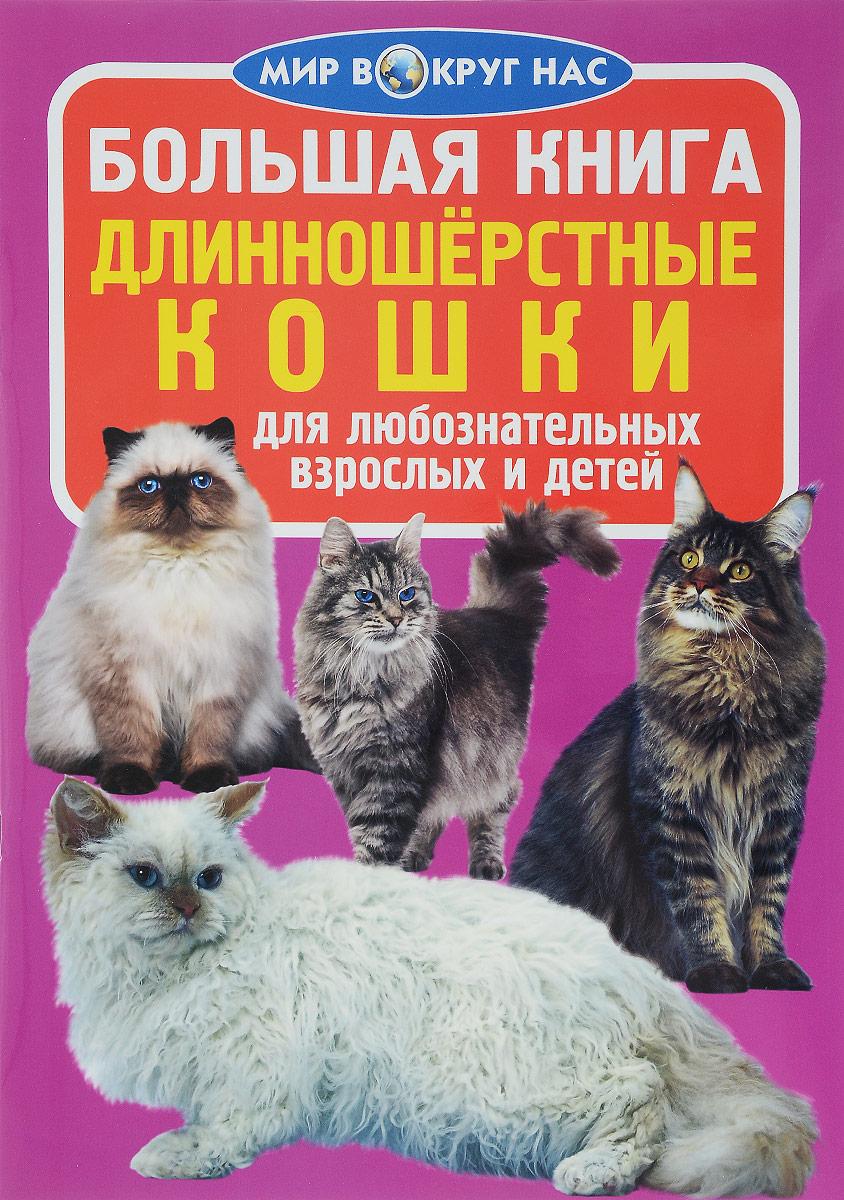 Большая книга. Длинношерстные кошки