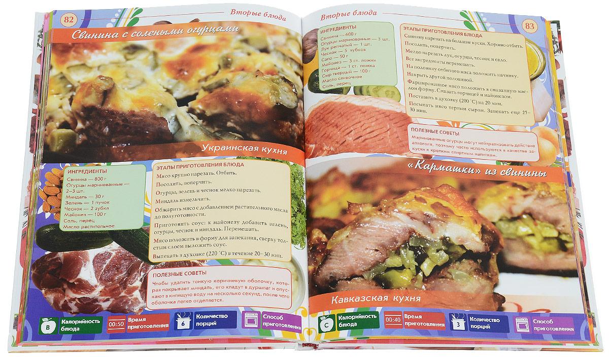 скачать рецепты из мяса в мультиварке