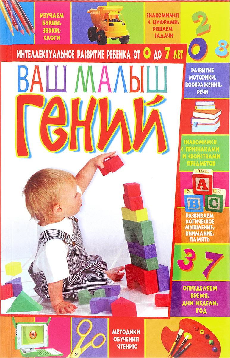 Ваш малыш-гений. Интеллектуальное развитие ребенка от 0 до 7 лет