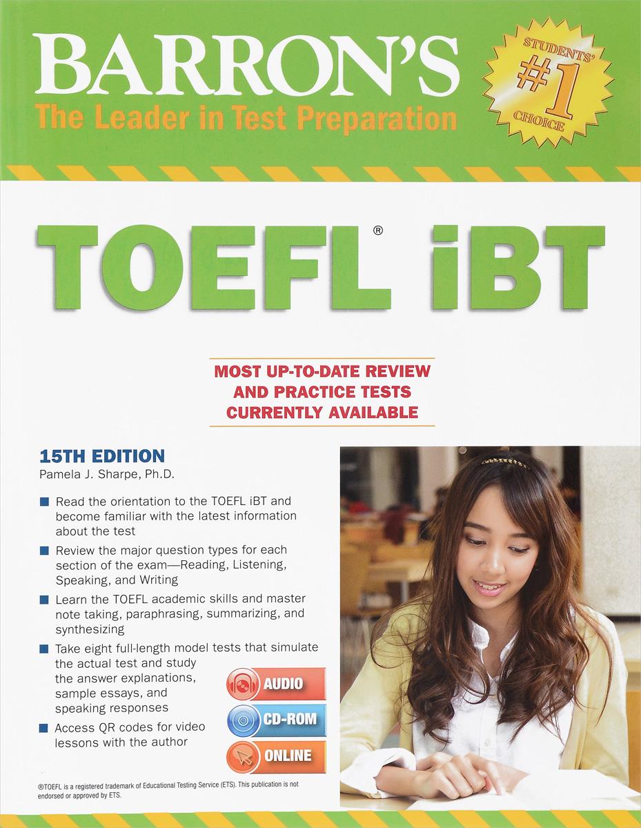 TOEFL iBT (+ 3 CD)