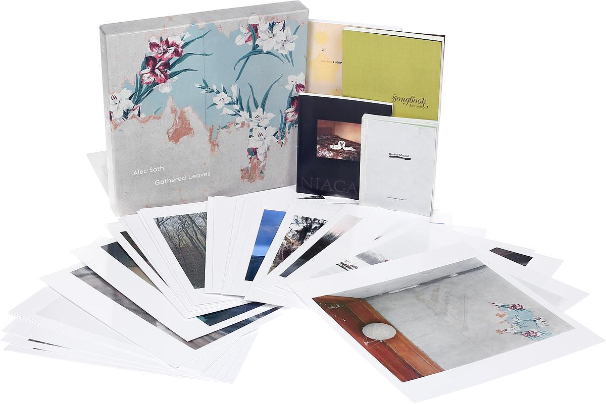 Alec Soth: Gathered Leaves (комплект из 4 книг)