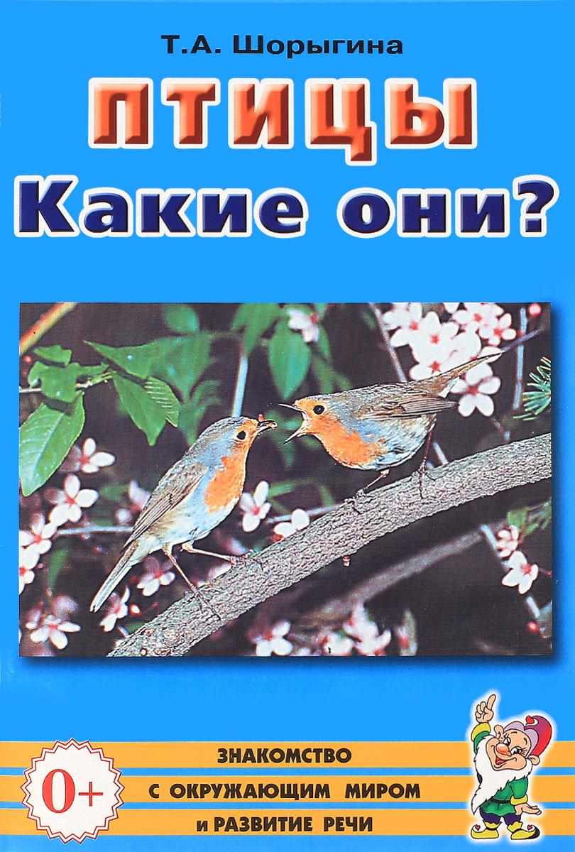 Птицы. Какие они?