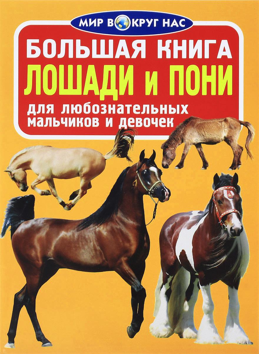 Большая книга. Лошади и пони