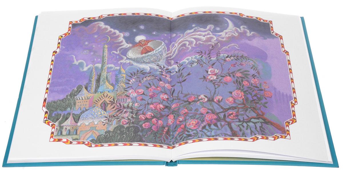 Волшебные сказки пустыни Каракум