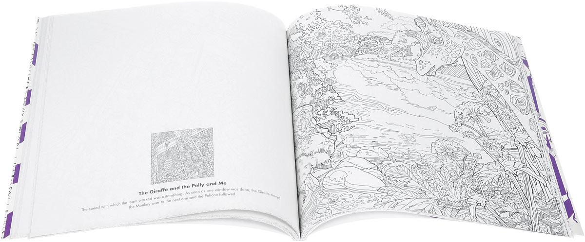 Roald Dahl's Marvellous Colouring