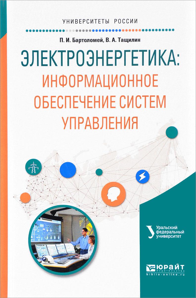 Электроэнергетика. Информационное обеспечение систем управления. Учебное пособие