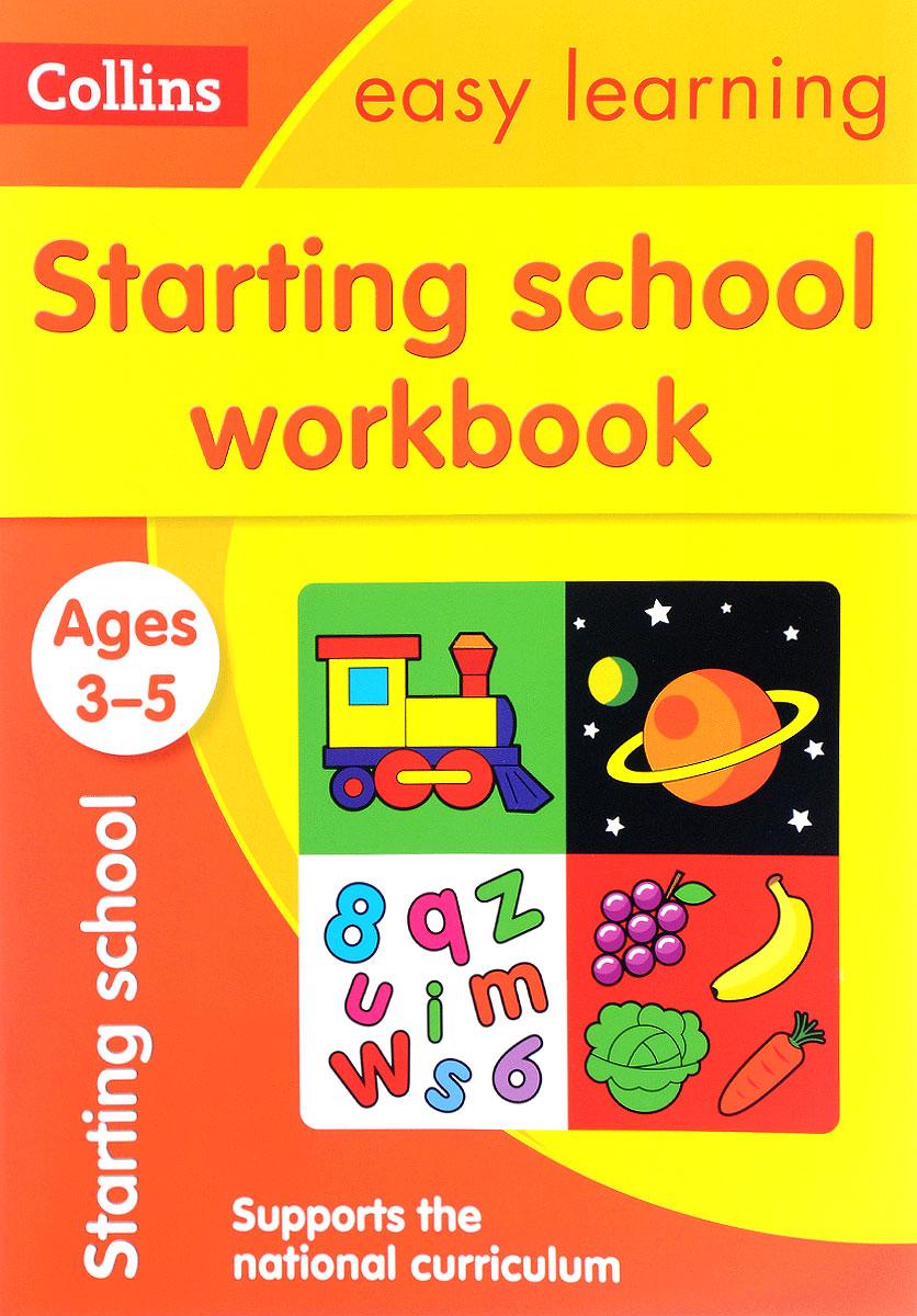 Обложка книги Starting School Workbook