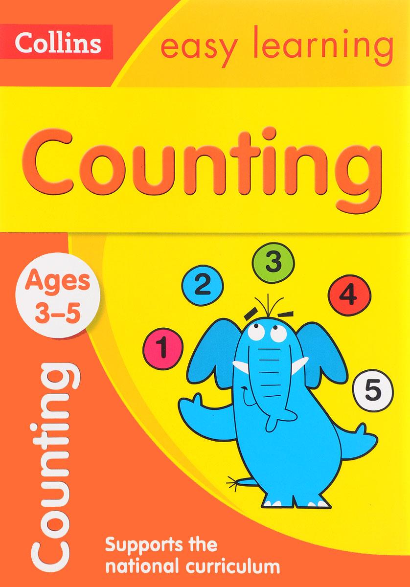 Обложка книги Counting: Ages 3-5