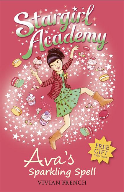 Stargirl Academy 4: Ava's Sparkling Spell