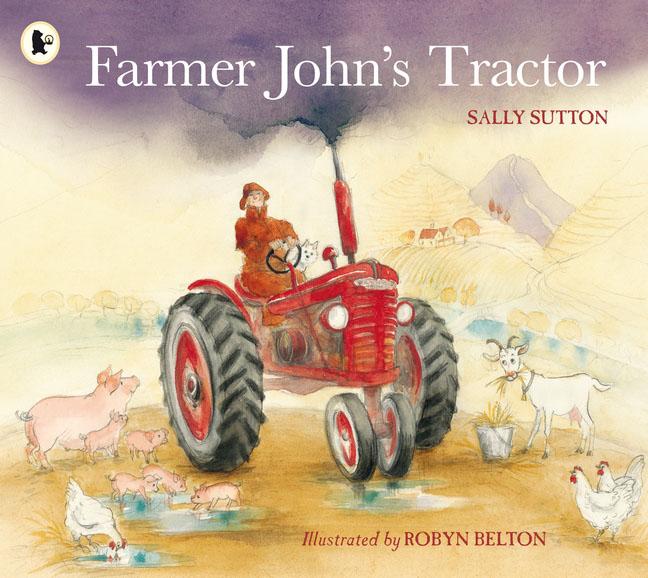 Farmer John's Tractor