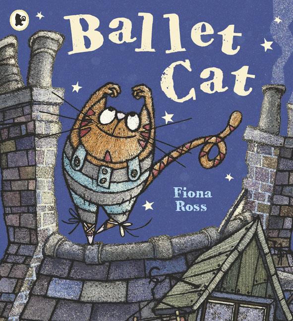 Ballet Cat
