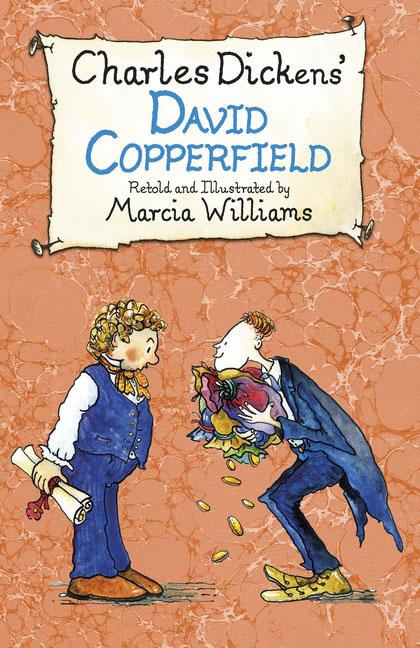 a comparison of oliver twist and david copperfield in english literature