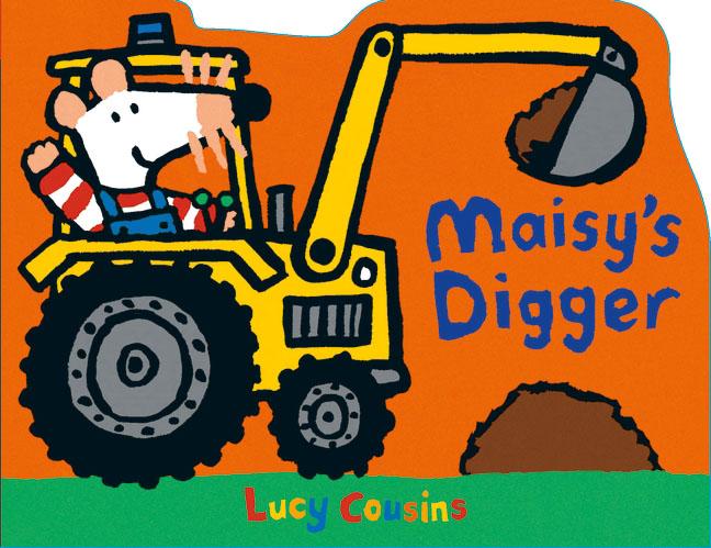 Maisy's Digger