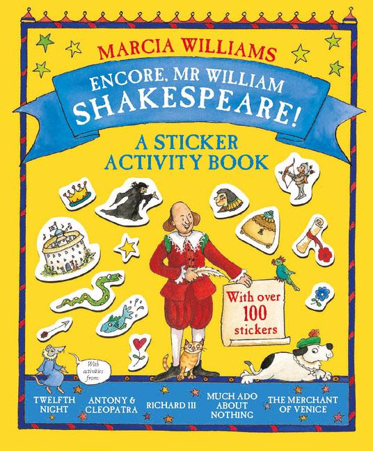 Encore, Mr William Shakespeare!