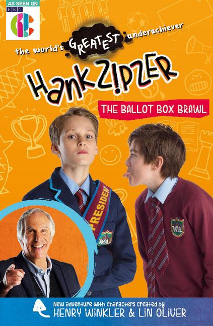 Hank Zipzer: The Ballot Box Brawl