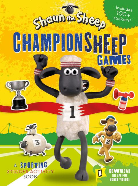 Shaun the Sheep Championsheep Games